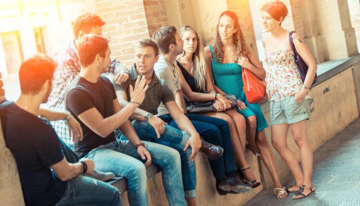 estudantes ilac college