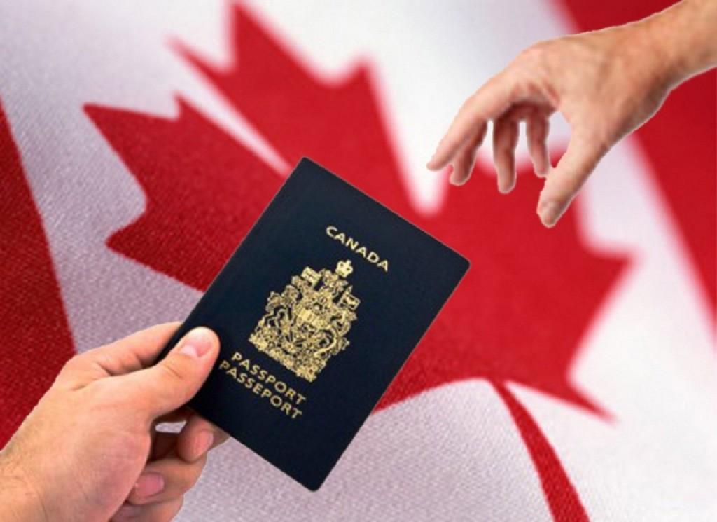 Passaporte Canadense
