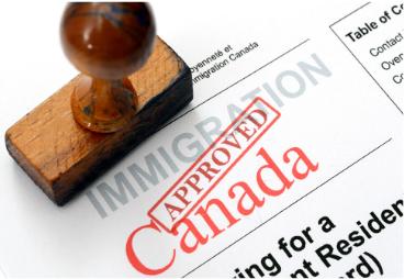 Imigrantes Canadá
