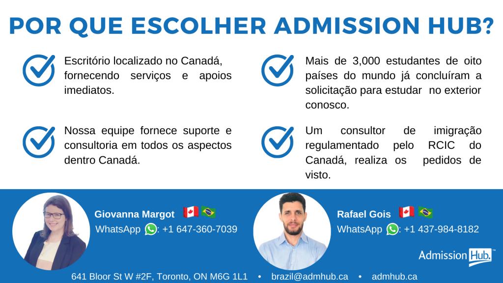 Admission Hub Brazil