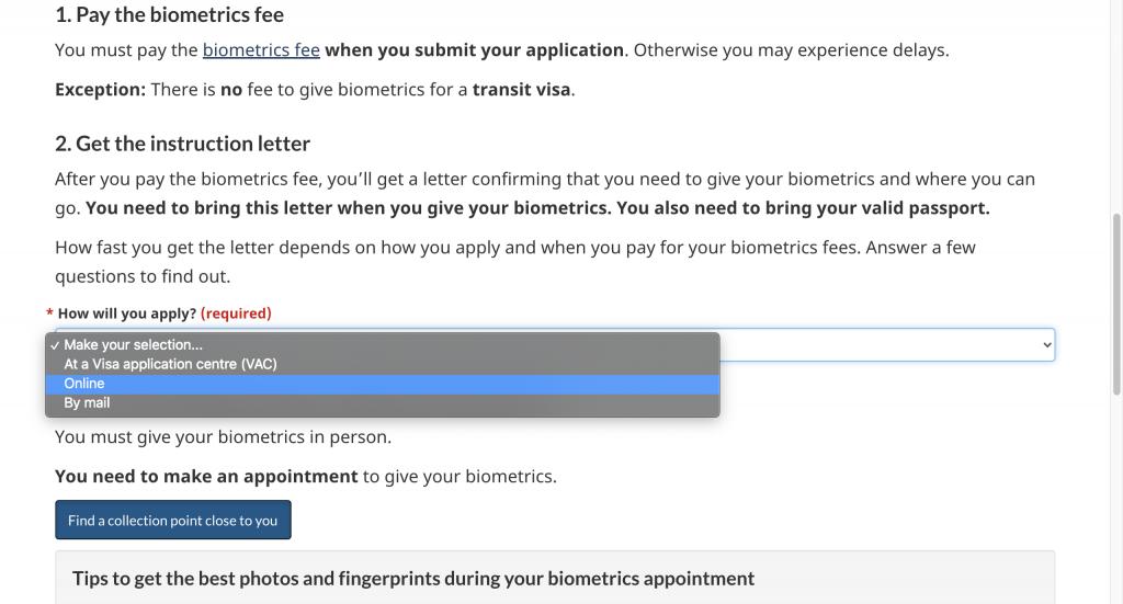 Step By Step to Biometric