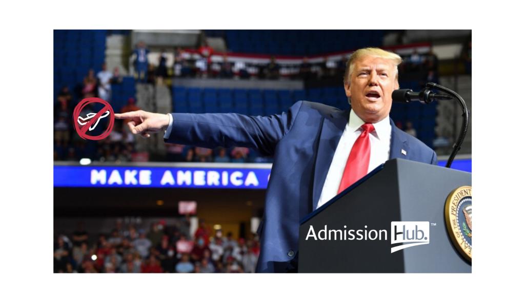 Estados Unidos congela vistos até 2021