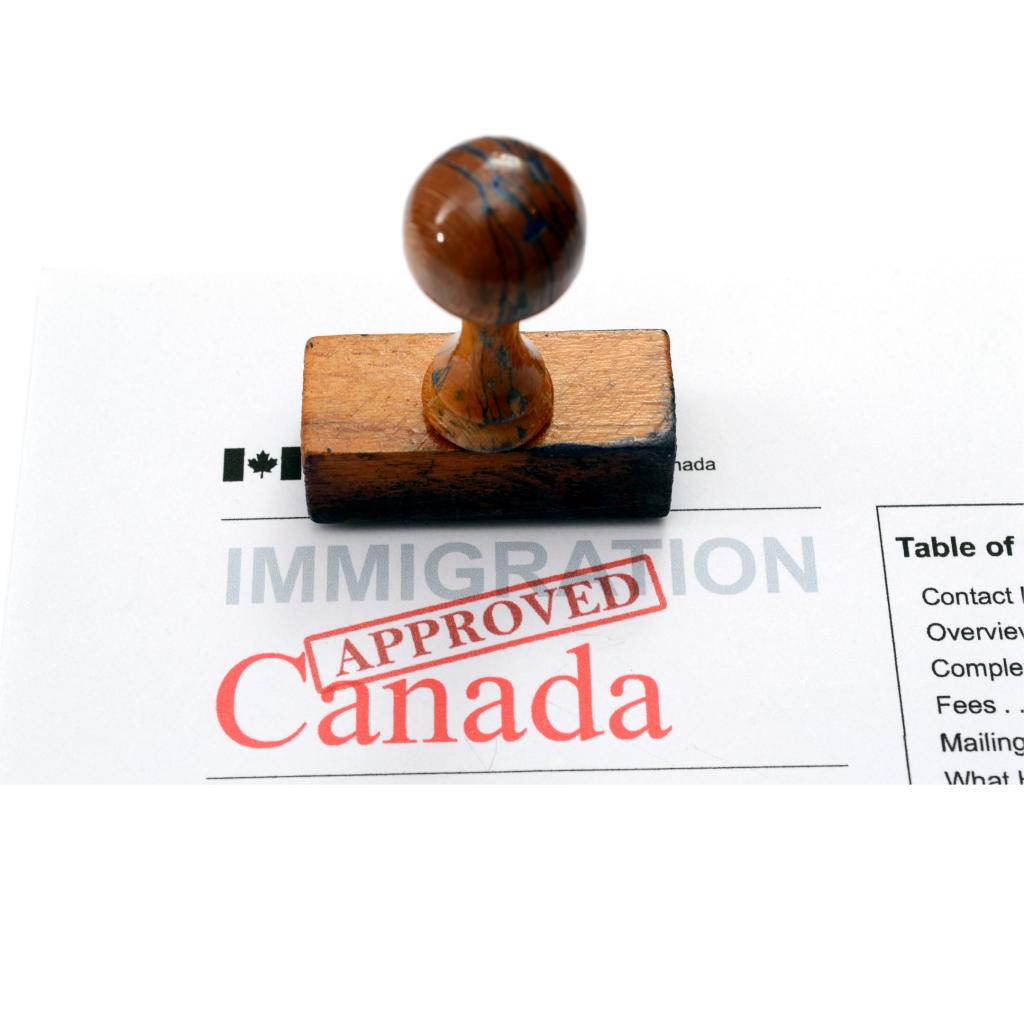 como ter Imigração aprovada Canadá
