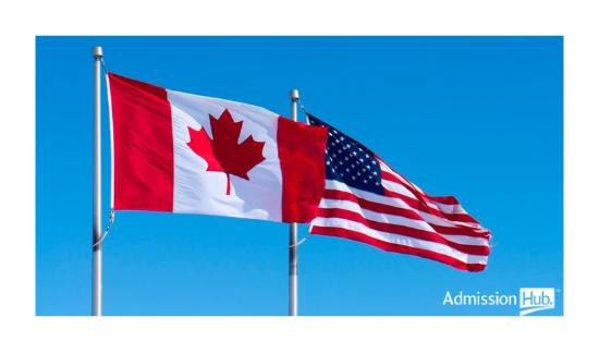 Fronteira Canada EUA mantera fechada