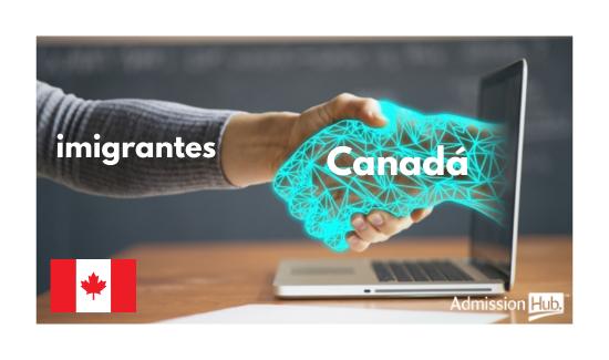Imigrantes com experiência em tecnologia no Canadá