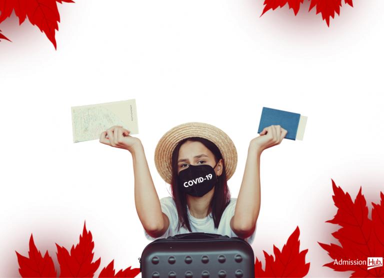 Suporte a estudante internacionais Canadá