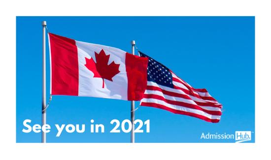 Fronteira entre Canada USA