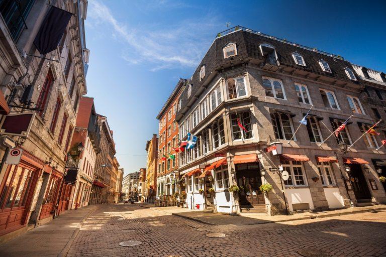 centro historico de montreal